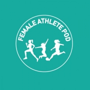 Female athlete podcast